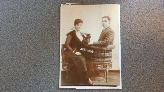 Lili Gurvits and Max Kantrovits